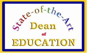 State-of-the-Art Dean of Education