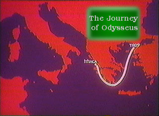 a brief analysis of the epic the odyssey by homer Decοding the characters of homer's odyssey  etymological analysis the hero of homer's iliad and odyssey  despite the brief reference to them in the epic,.